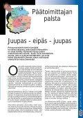 Letku & Laastari 3/2008 - Tampereen kaupunki - Page 3