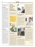 Tampere-lehti 1/2009 - Tampereen kaupunki - Page 4