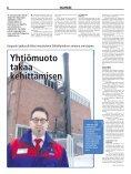 Tampere-lehti 1/2009 - Tampereen kaupunki - Page 6