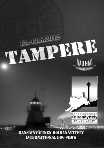 Tervetuloa Tampereen kansainväliseen ... - Tampere KV