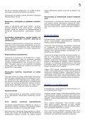 TKL:n vuosikertomus 2010 (pdf) - Tampereen kaupunki - Page 5