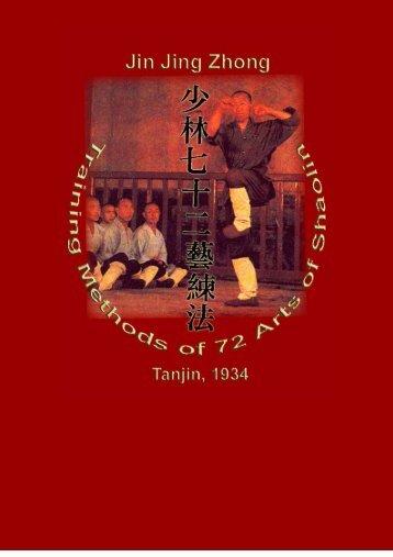72 Arts of Shaolin