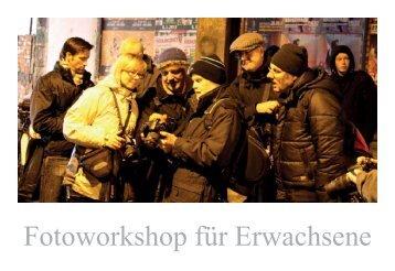 Fotoworkshop für Erwachsene - Tamron.eu
