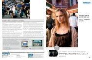Catálogo 17-50mm F/2,8 VC (Model B005) - Tamron Europe