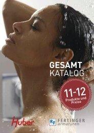 GESAMT KATALOG - FERTINGER