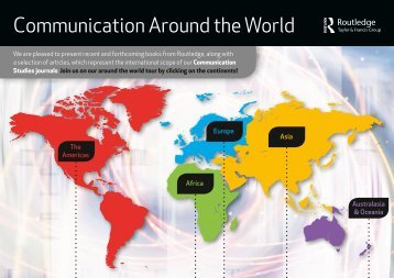 Communication Around the World