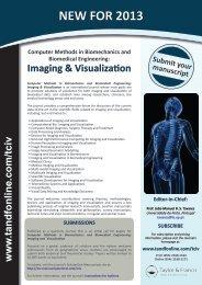 Imaging & Visualization
