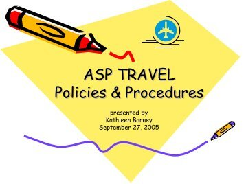 Penn State Travel And Expense