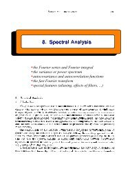 Section a: Introduction (5 01 23456789 @A89BCDC 8. Spectral ...