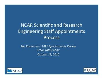 ECSA ARG presentation 10-19-10 - ASP