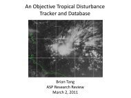An Objective Tropical Disturbance Tracker and Database