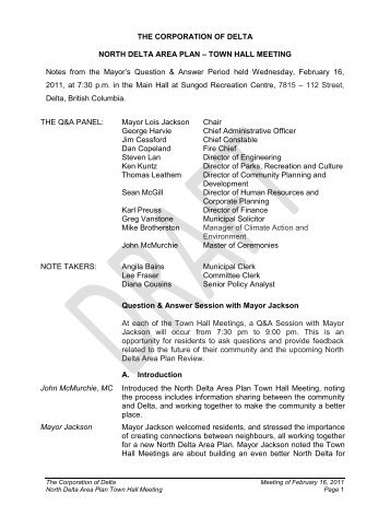north delta area plan meeting minutes february 15 2011 pdf