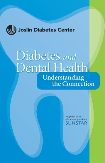 Diabetes and Dental Health - GumBrand