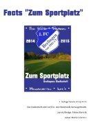Zum Sportplatz - Brelingens Stadionheft - Seite 2