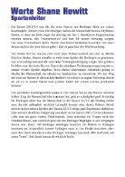 Zum Sportplatz - Brelingens Stadionheft - Seite 6