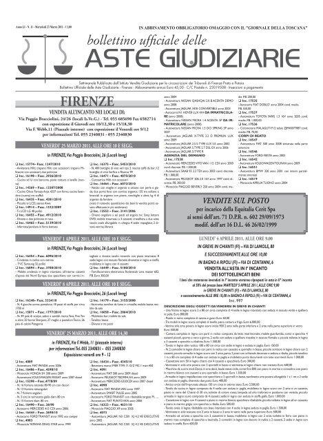 economico per lo sconto ultimo un'altra possibilità Scarica il Bollettino n° 11 del 23/03/2011 - ISVEG Istituto ...