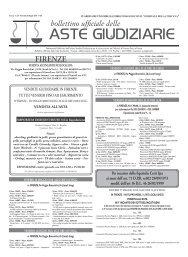 N. 20 – Mercoledì 26 Maggio 2010 - ISVEG Istituto Vendite Giudiziarie