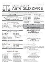 N. 17 – Mercoledì 5 Maggio 2010 - ISVEG Istituto Vendite Giudiziarie