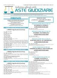 Scarica il Bollettino n° 10 del 12/03/2008 - ISVEG Istituto Vendite ...
