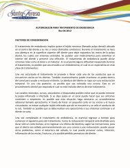 Bridge Consent Form Spanish