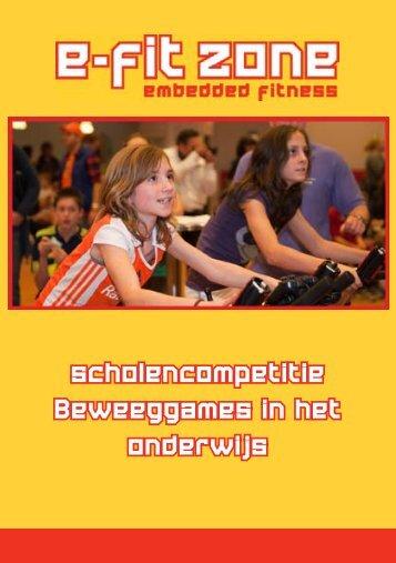 Brochure Scholencompetitie (PDF) - Embedded fitness