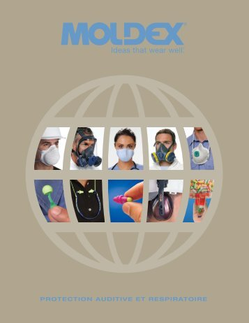 PROTECTION AUDITIVE ET RESPIRATOIRE - Moldex