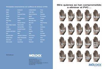 Folleto para distribuidores - Moldex