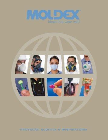 Catálogo da linha completa - Moldex