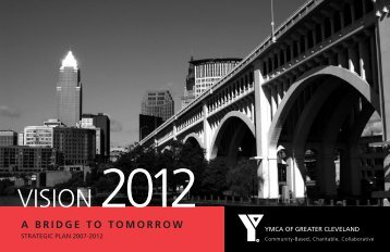 VISION 2012 - the YMCA of Greater Cleveland