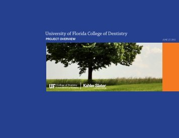 University of Florida College of Dentistry