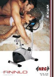 3170NL EXUM - NRG fitness systems