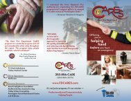 253-856-CARE www.FDCARES.com - Aging and Disability Services