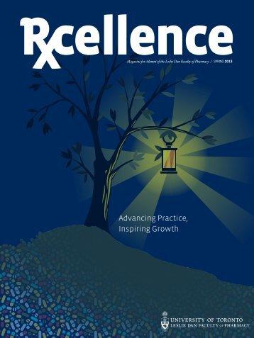 Advancing Practice, Inspiring Growth - Leslie Dan Faculty of ...