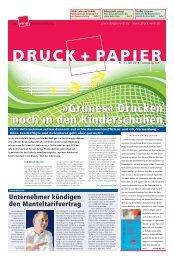 DRUCK+PAPIER 3/2010