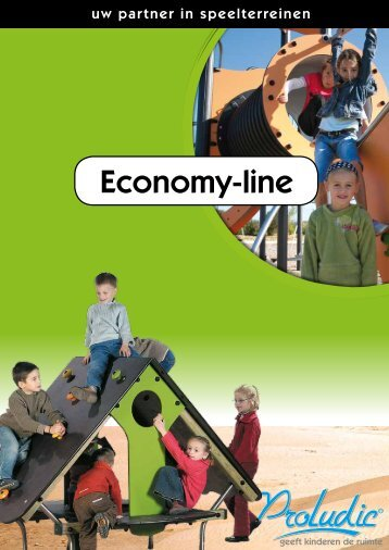 Economy-line brochure 2011 - Proludic