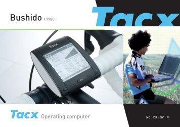 Bushido T1980 - Tacx