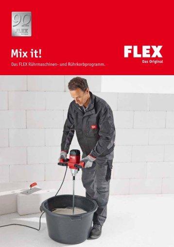 Mix it! - Nagrobki