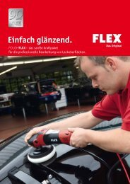 Einfach glänzend. - SONS Reparatursysteme GmbH