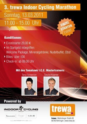 Sonntag, 13.03.2011 11.00 - 15.00 Uhr - Tanja Schweitzer