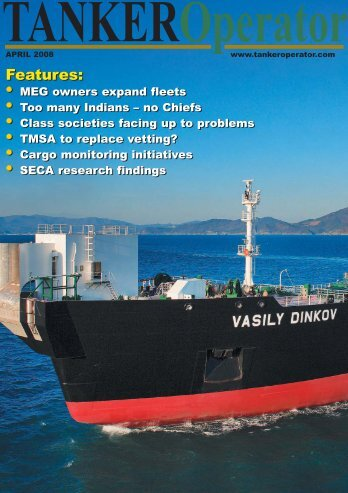 Features: Features: - Tanker Operator