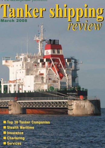 Operator Tanker Shipping - Tanker Operator