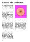 VITAMINE UND MINERALSTOFFE - Die-Drogerie.ch - Seite 5