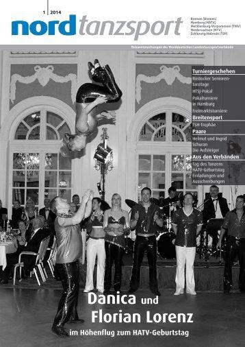 Danica und Florian Lorenz - Deutscher Tanzsportverband eV