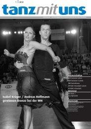 Tanzen - Deutscher Tanzsportverband eV