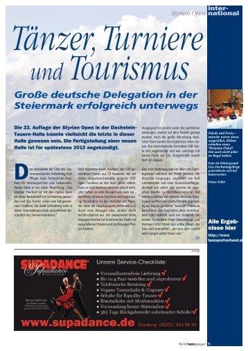 Styrian Open - Deutscher Tanzsportverband eV