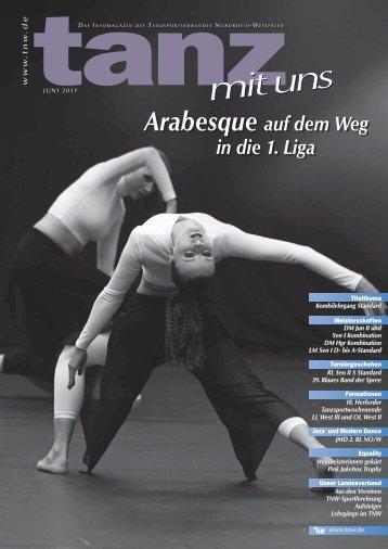 Arabesque auf dem Weg in die 1. Liga - Deutscher ...