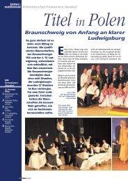 Braunschweig von Anfang an klarer Ludwigsburg - DTV