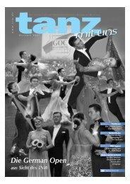 Tanz mit uns - Oktober 2002 - Deutscher Tanzsportverband eV