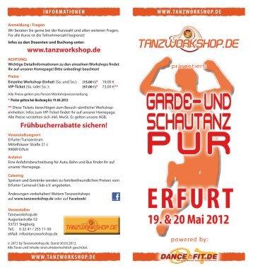 Flyer Erfurt 2012 web df.indd - Tanzworkshop.de