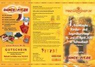 GUTSCHEIN - Tanzworkshop.de